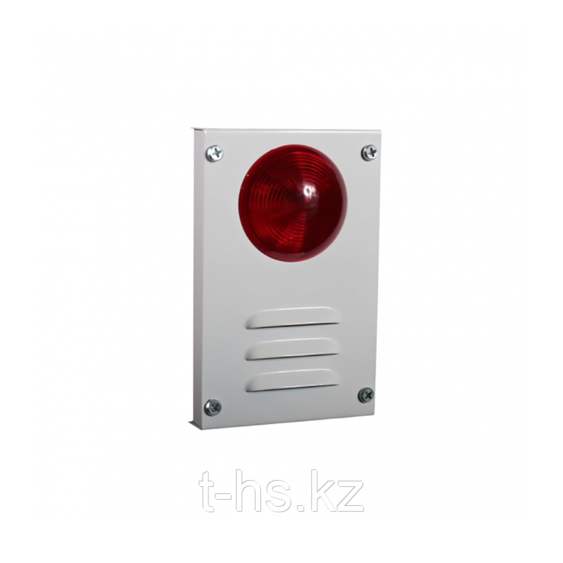 МАЯК-220К Оповещатель охранно-пожарный комбинированный (красный)