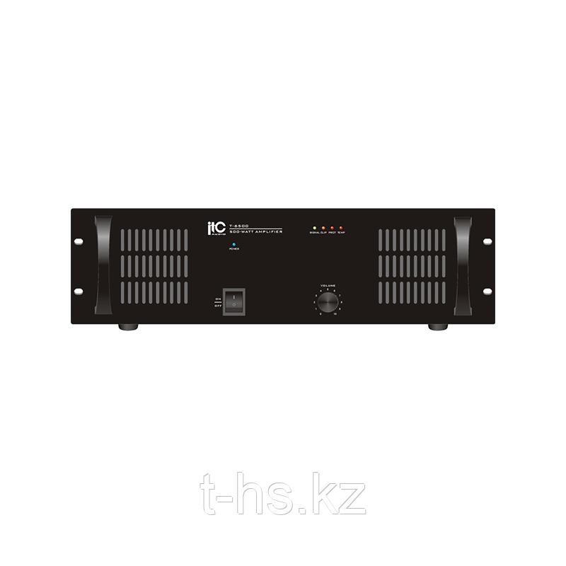 ITC T-6500 Усилитель мощности 500Вт