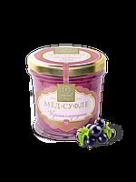 Мёд-суфле Peroni Honey 250 г. Черная смородина (Ваза)