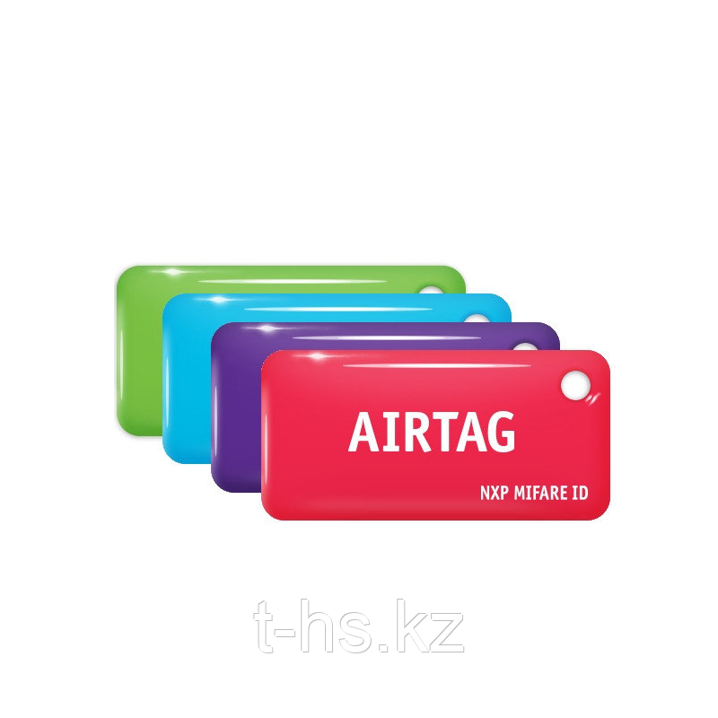 Брелок AIRTAG Mifare ID 64byte, 4 byte nUID (standard, цвет синий,)