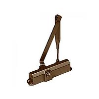 TS Compakt EN 2/3/4 (коричневый) Доводчик со складным рычагом до 120 кг