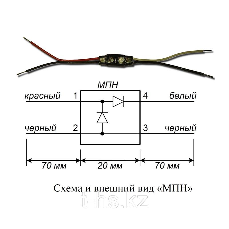МПН Модуль подключения нагрузки
