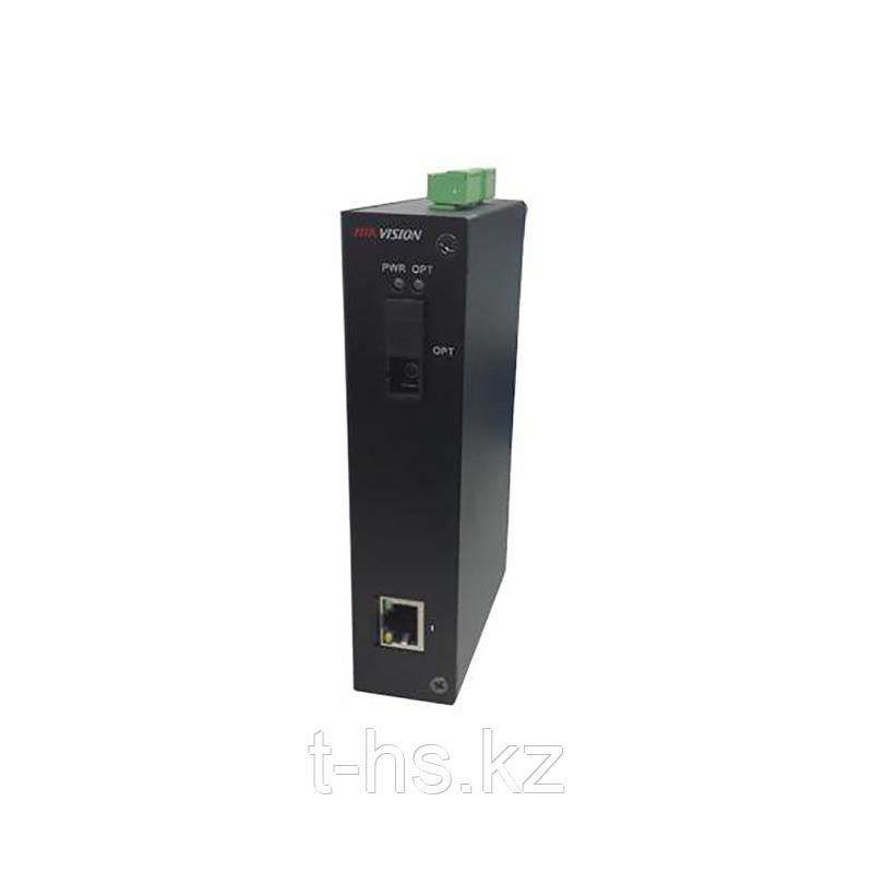 Hikvision DS-3D01R-A 1 канальный приемник цифрового видео по оптоволокну