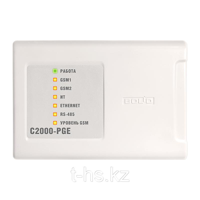 С2000-PGE исп.01 Устройства оконечные объектовые системы передачи извещений