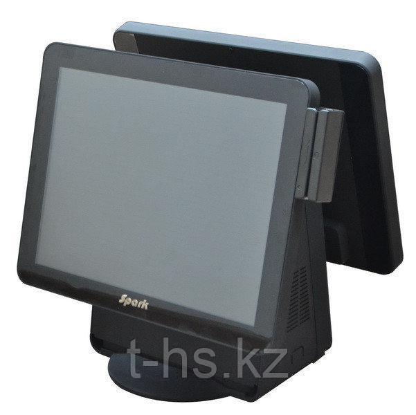 Сенсорный моноблок SPARK-TT-2215.2U1-15 (С двумя мониторами)