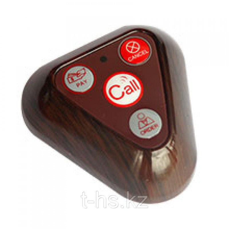 Кнопка вызова официанта iBells YK500-4H, 4 функции