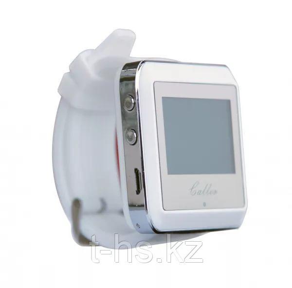 Пейджер-приемник для официанта Caller ZJ-41E-A, в форме наручных часов
