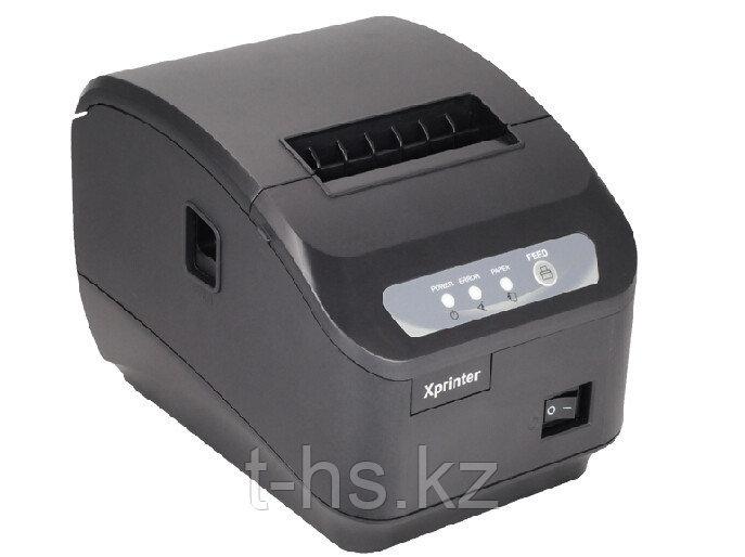 Термопринтер чеков Xprinter XP-Q200, LAN