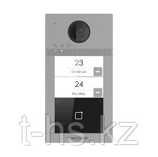 Hikvision DS-KV8213-WME1 IP вызывная панель, на 2-х абонентов