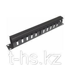 Yushicep YS-1408 19-дюймовый 1U металлический кабельный органайзер(менеджер)