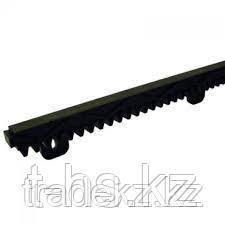 NICE ROA6 Нейлоновая зубчатая рейка с металлической вставкой модуль M4, для ворот до 500 кг