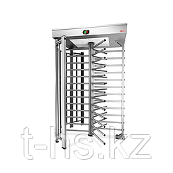 Praktika-t-10-МН Полноростовой турникет нержавеющая сталь моторизованный