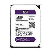 "WD82PURX Жесткий диск 8000ГБ Western Digital ""Caviar Purple"" 7200 RPM"