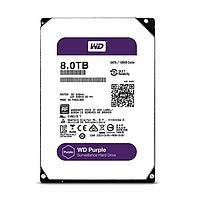 "WD82PURX Жесткий диск 8000ГБ Western Digital ""Caviar Purple"" 7200 RPM"