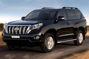Запчасти Toyota Land Cruiser Prado