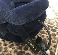 Вытягивающая подушка Genau Neck Traction от шейного остеохондроза - фото 4