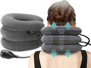Вытягивающая подушка Genau Neck Traction от шейного остеохондроза, фото 5