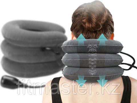 Вытягивающая подушка Genau Neck Traction от шейного остеохондроза - фото 5