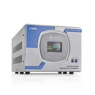Сервоприводный стабилизатор напряжения SVC S-12000 10 кВт