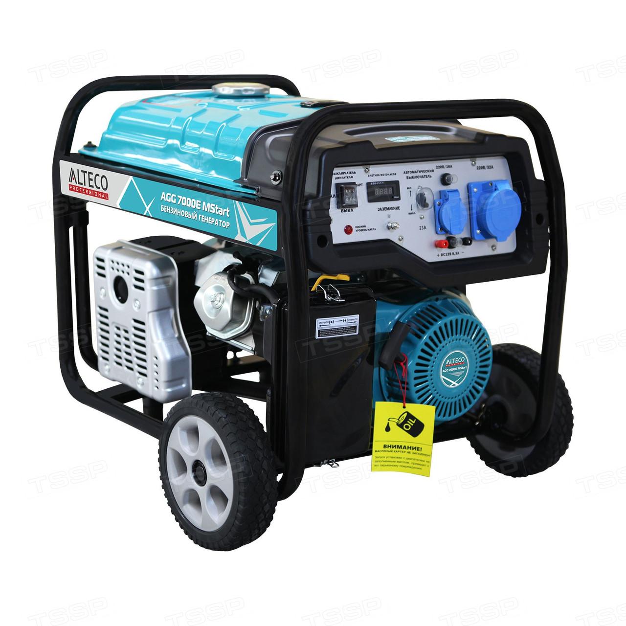 Бензиновый генератор 17235