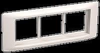 """Рамка и суппорт для К.К. """"Праймер"""" на 6 модулей, 60мм ИЭК"""