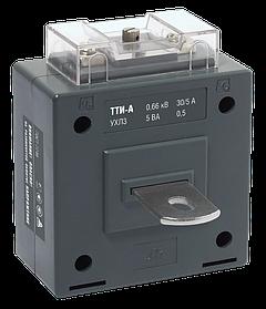 Трансформатор тока ТТИ-А 5ВА класс 0,5 100/5 ИЭК