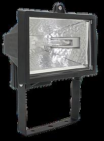 Прожектор ИО 150Вт черный  (ИЭК)