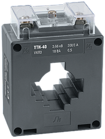 Трансформатор тока ТТИ-40  400/5А  5ВА  класс 0,5  ИЭК