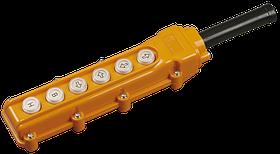 Кнопка ПКТ-63 на 6 кнопок IP54 (ИЭК)