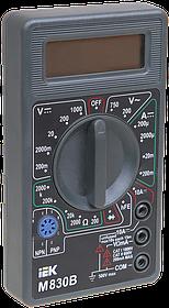 Мультиметр цифровой Universal M830В ИЭК