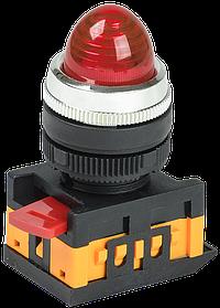 Светосигнальная арматура AL-22  красный (ИЭК)