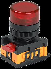 Светосигнальная арматура AL-22ТЕ красный (ИЭК)
