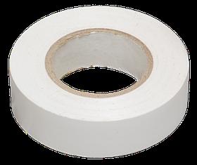 Изолента 0,13*15 мм белая 20 метров ИЭК