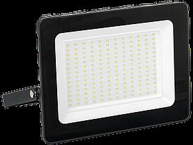 Прожектор СДО 06-150 светодиодный черный IP65 6500 K ИЭК