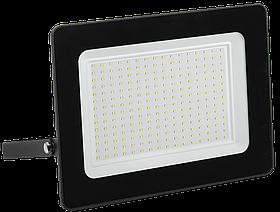 Прожектор СДО 06-200 светодиодный черный IP65 6500 K ИЭК