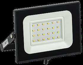 Прожектор СДО 06-30 светодиодный черный IP65 4000 K ИЭК