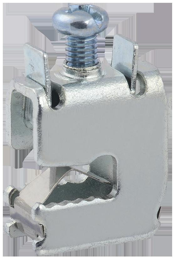 Зажим шинный (терминал) ЗШИ 1,5-16 мм2 для шины 5 мм ИЭК