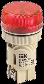 Светосигнальная арматура ENR-22 красный (ИЭК)
