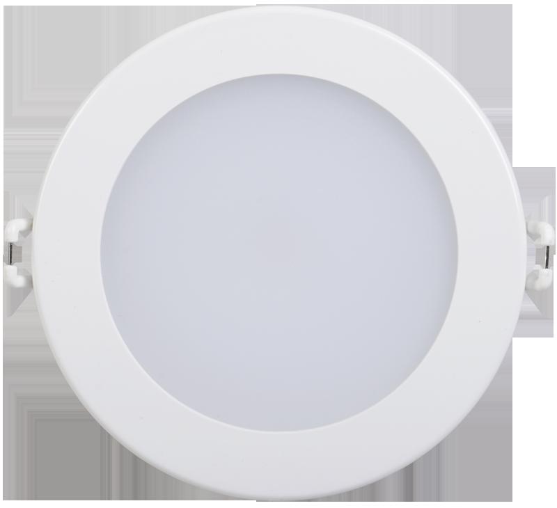 Светильник ДВО 1602 белый круг LED 7Вт 4000 IP20 IEK