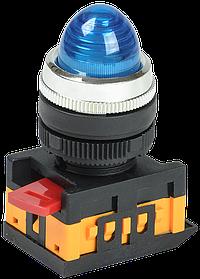 Светосигнальная арматура AL-22 синий (ИЭК)