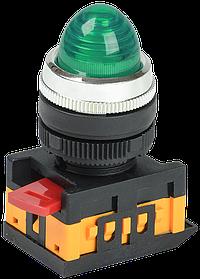 Светосигнальная арматура AL-22 зеленый (ИЭК)