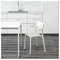ЯН-ИНГЕ Легкое кресло, белый, фото 1