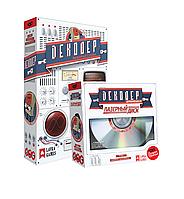Настольная игра Декодер+дополнение Лазерный диск