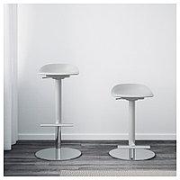 ЯН-ИНГЕ Табурет барный, серый, 76 см, фото 1