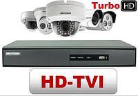 HD TVI Видеонаблюдение