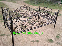 Оградки кованые №31, фото 3