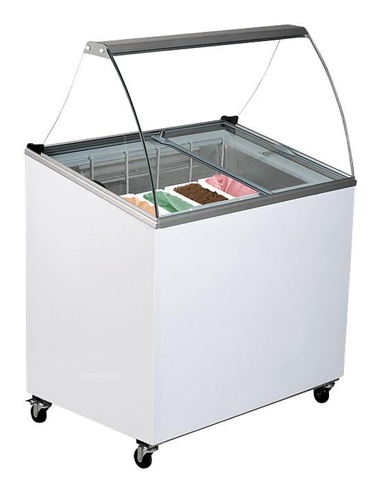 Витрина для мороженого UGUR UDR 5 SCE