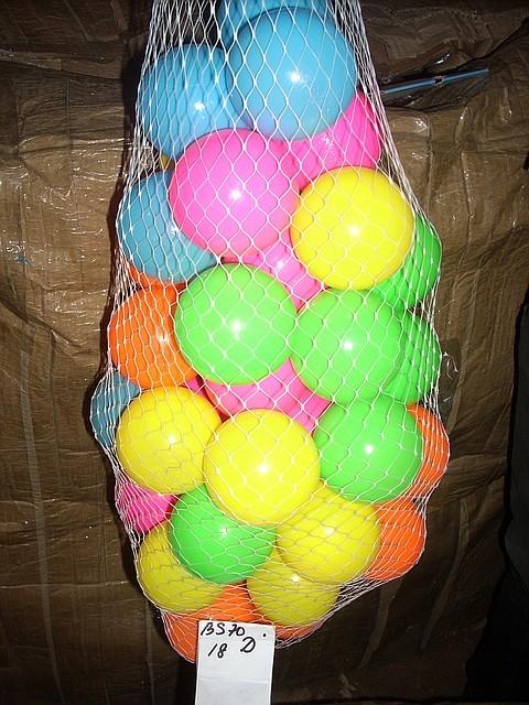 Игрушки Мячи для бассейна (BS 70)