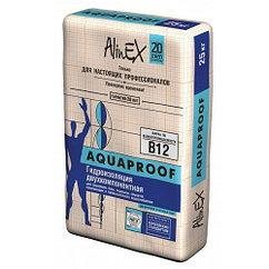 Сухая смесь AlinEX Aquaproof гидроизоляция