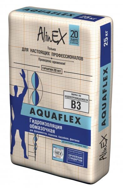 Гидроизоляционная смесь AlinEX Aquaflex